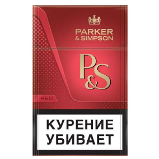 PARKER&SIMPSON Red