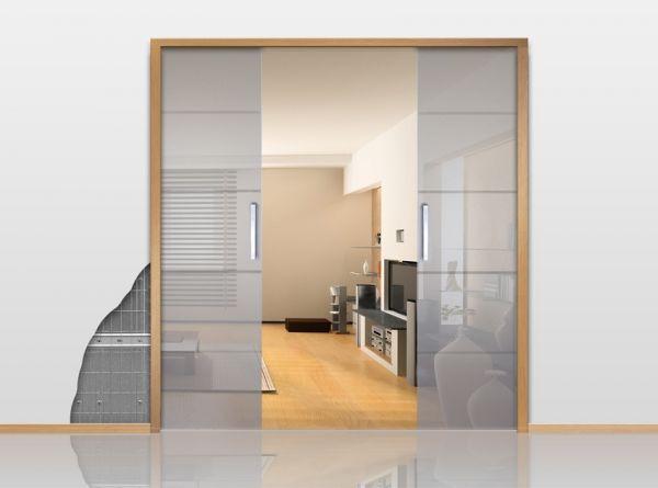 Двустворчатый пенал OpenSpace Encontro для дверей высотой 2000 мм