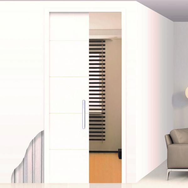 Пенал для дверей OpenSpace Unico высотой 2100 мм