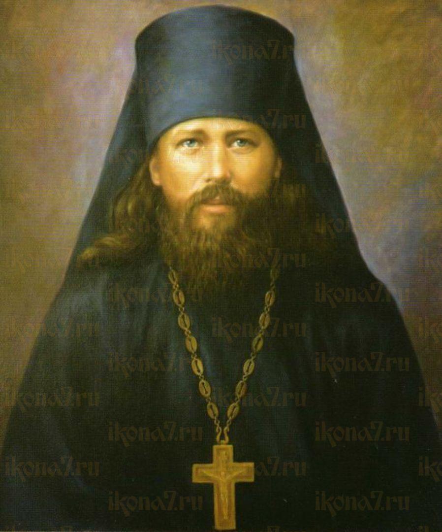 Икона Никон Беляев исповедник