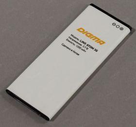 Аккумулятор Digma для телефона Linx Atom 3G
