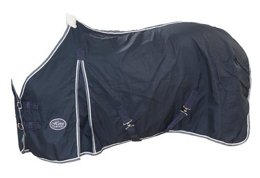 """Денниковая попона  """"Horse Comfort"""", верх 420 ДЕН, флисовая подкладка"""