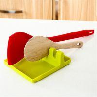 Подставка для кухонных принадлежностей Kitchen Utensil Rest (цвет зеленый) (2)