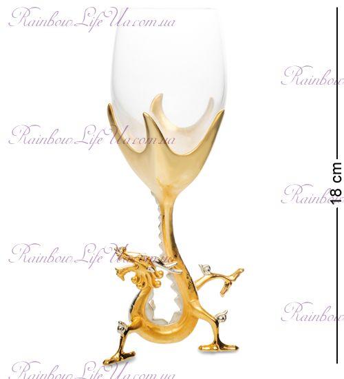 """Бокал для вина Дракон """"Win"""""""