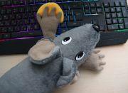 Подушка Мышка и сыр