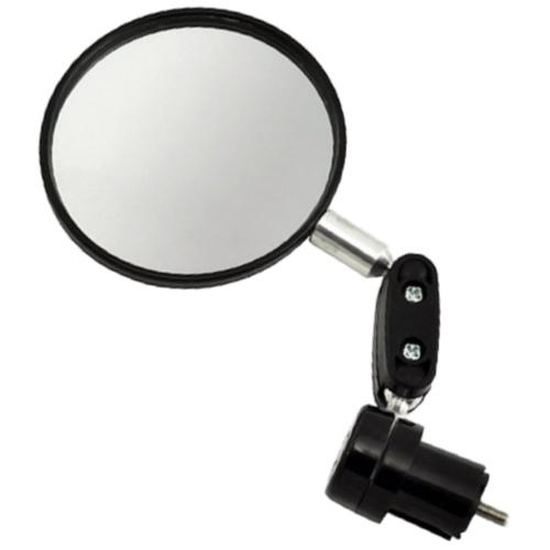 Зеркало параболическое, с торцевым креплением, диаметр 80 мм