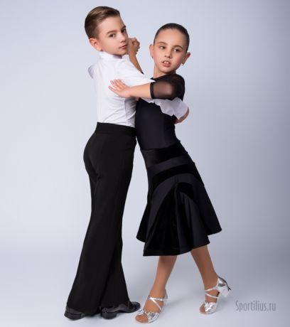 Брюки стандарт для бальных танцев