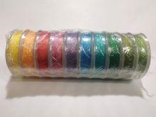 Spark Beads Нить для бисера TYTAN 100 микс яркий №1