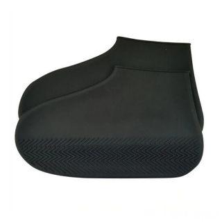 Водонепроницаемые защитные чехлы для обуви, размер L, Чёрный