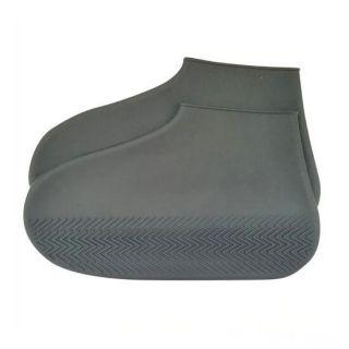 Водонепроницаемые защитные чехлы для обуви, размер L, Серый