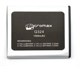 Аккумулятор для телефона Micromax Q324 Bolt