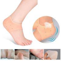 Силиконовые протекторы пятки Heel Anti-Crack Sets (4)