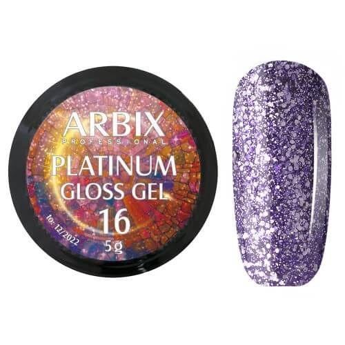Arbix Platinum Gel 16