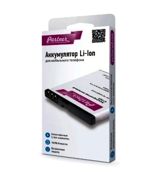 Аккумулятор Partner для LG G3, G3 Stylus (BL-53YH, 2940mah)