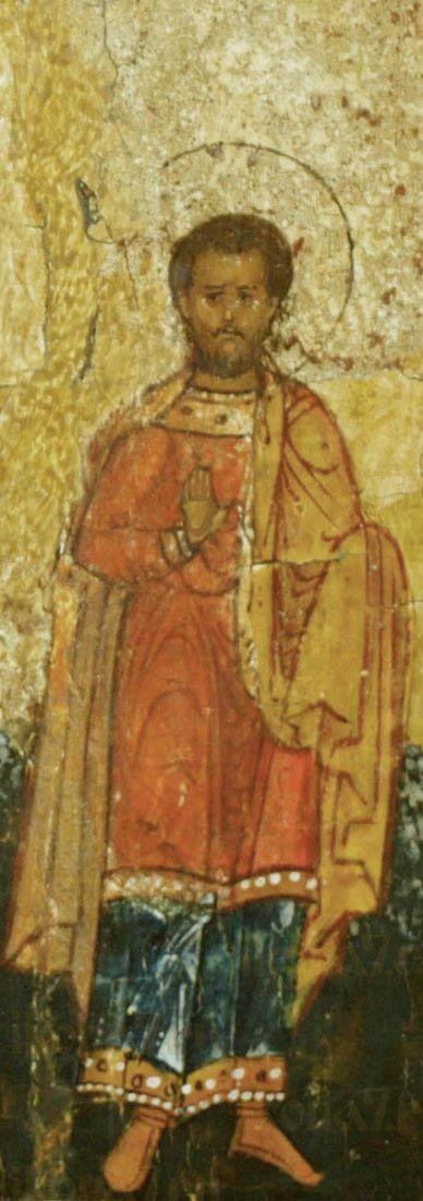 Икона Савин Ермопольский мученик