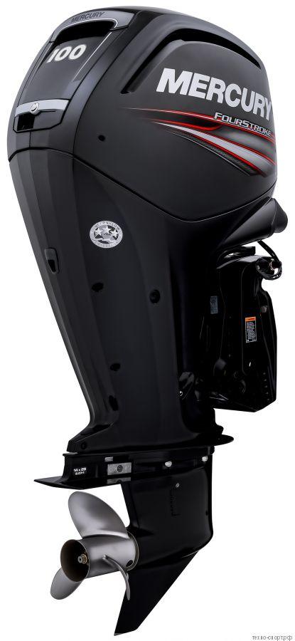 Лодочный мотор MERCURY F100 ELPT EFI CT