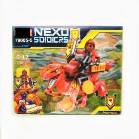 Лего - NEXO Soldiers (YG/79005-5)
