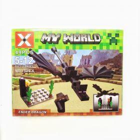 Лего - MineCraft - My World (X/1520-6)