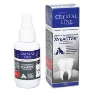 ЗУБАСТИК CRYSTAL LINE Спрей стоматологический для животных, 30 мл