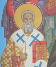 Икона Никодим Костромской священномученик