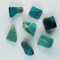 Натуральный камень - хризоколла