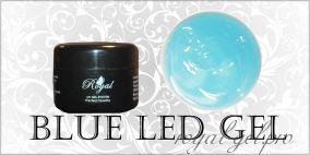 BLUE LED ROYAL GEL 15 мл