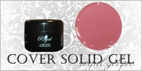 COVER SOLID  ROYAL GEL 15 мл