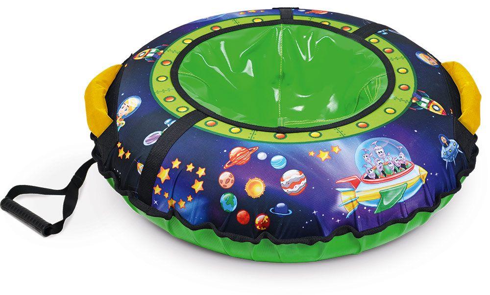 Тюбинг с круговым дизайном ТБ3К-85 (диаметр чехла 930 мм) инопланетяне