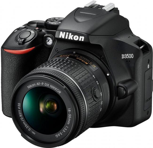 Nikon D3500 kit 18-55