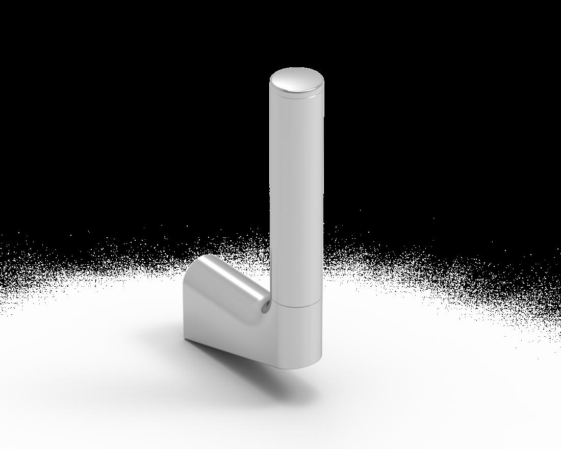 Держатель дополнительного рулона бумаги/Additional toilet paper holder