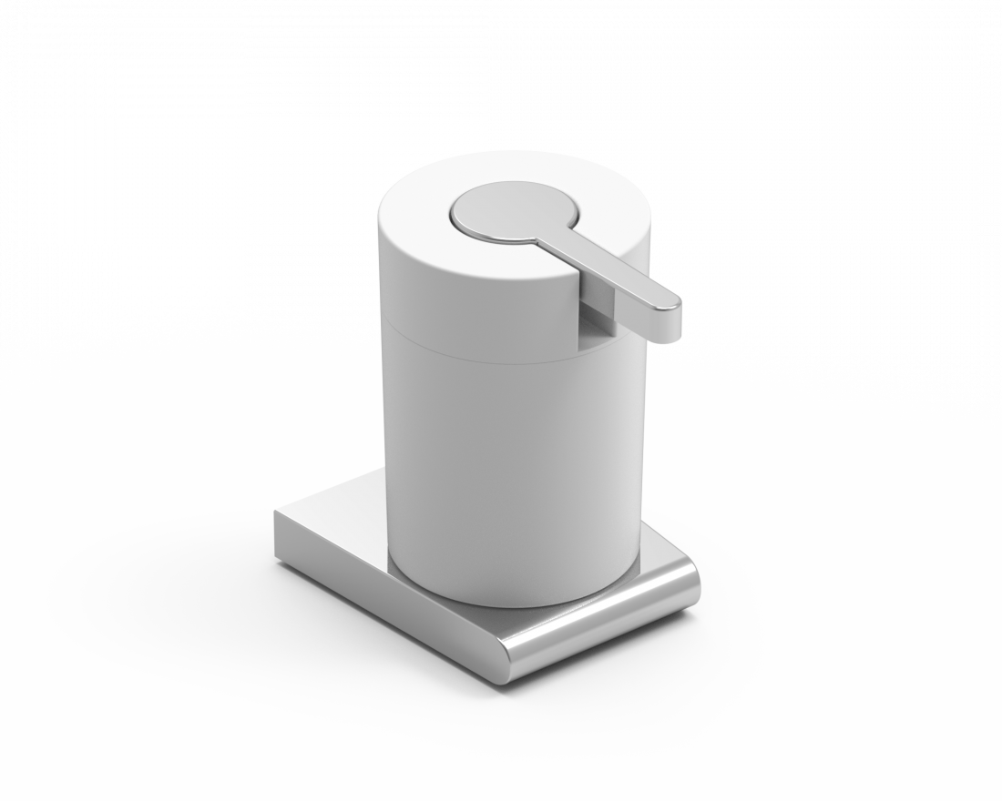 Дозатор жидкого мыла настенный/Liquid soap holder