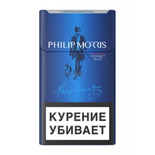 PHILIP MORRIS Compact Blue