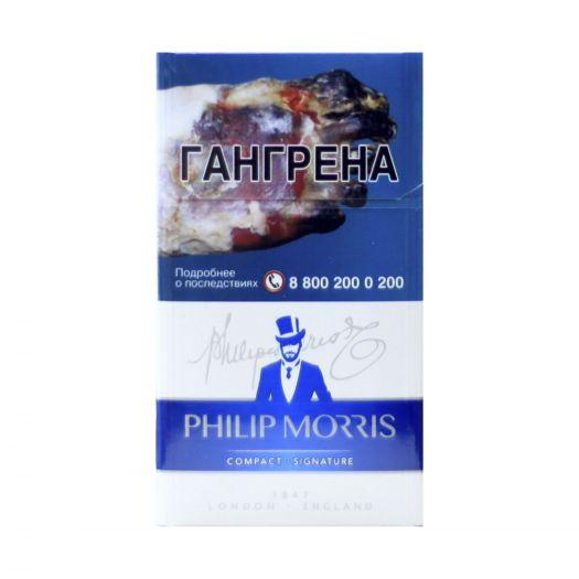 PHILIP MORRIS Compact Signature