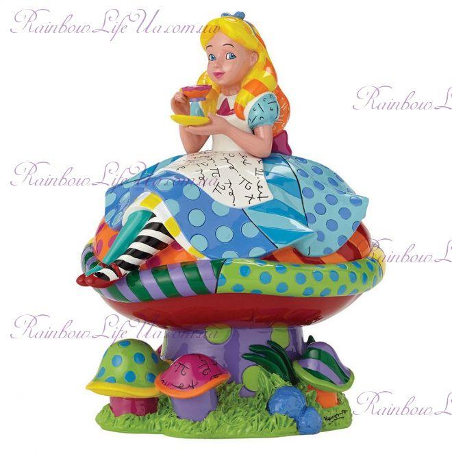 """Фигурка Алиса в стране чудес """"Disney. Britto"""""""