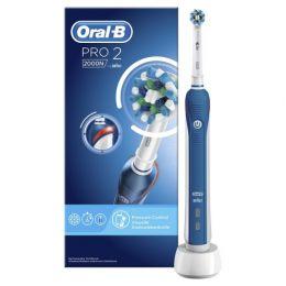 Электрическая зубная щетка Oral-B PRO 2 2000 Cross Action