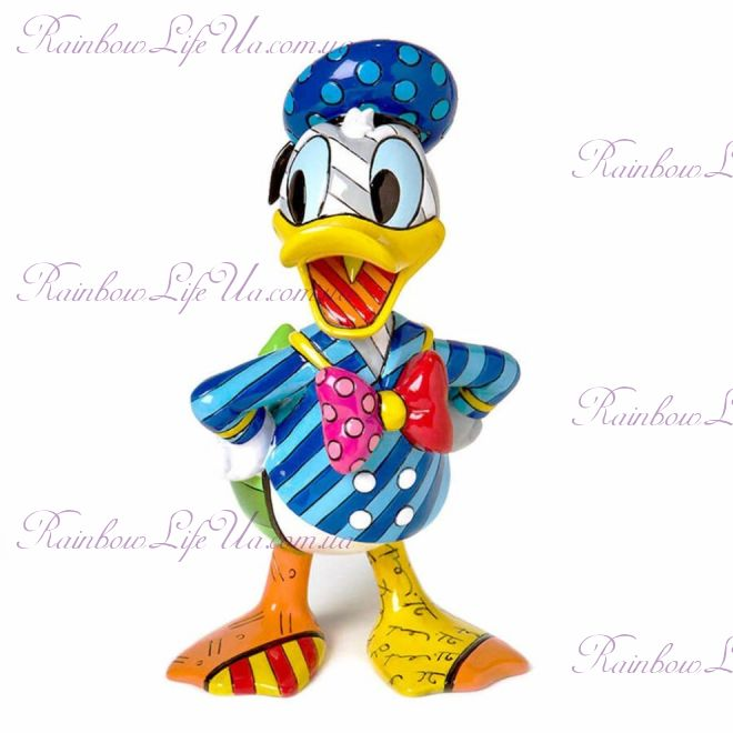 "Фигурка Дональд Дак ""Disney. Britto"""