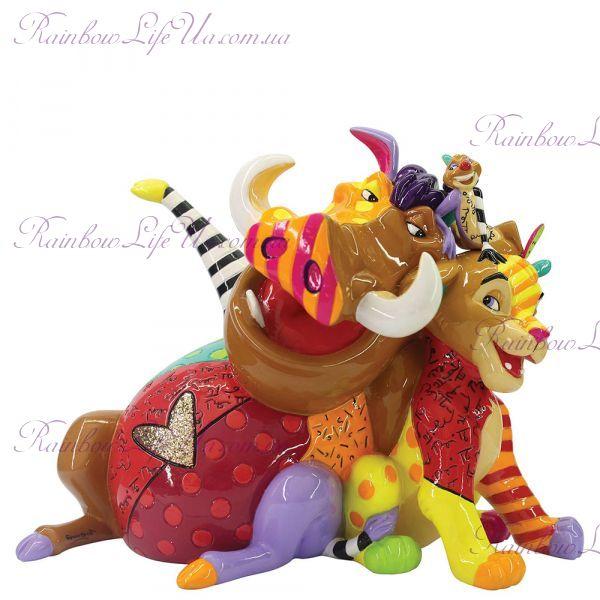 "Фигурка Король лев ""Disney. Britto"""