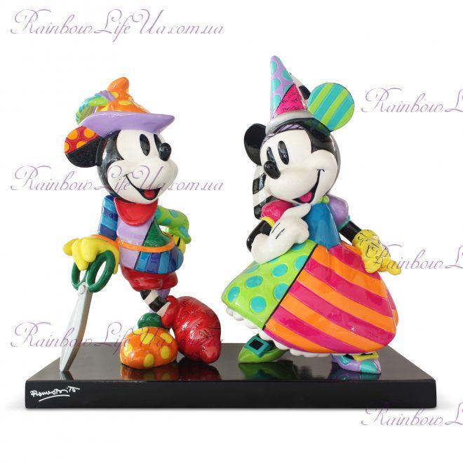 "Фигурка Минни и Микки Маус ""Disney. Britto"""