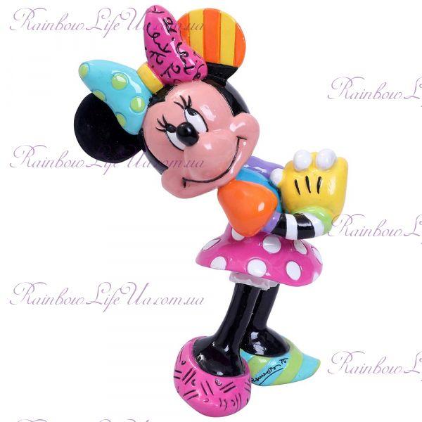 """Фигурка Минни Маус мини """"Disney. Britto"""""""
