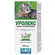 Уролекс Капли урологические для собак и кошек, фл.20 мл
