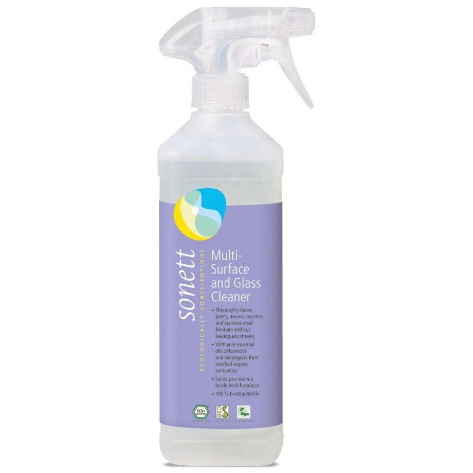 Универсальное чистящее средство с маслами Лаванды и Лемонграсса 500 мл
