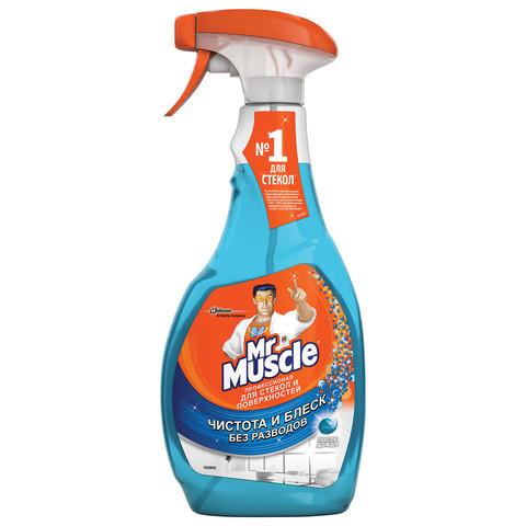 "Mr. Muscle ""После Дождя"" спрей"