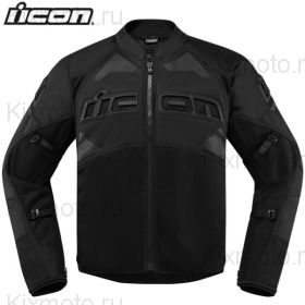 Куртка Icon Contra 2, Чёрная