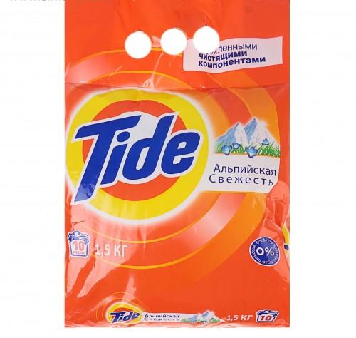 """TIDE """"Альпийская свежесть"""" 1.5кг."""