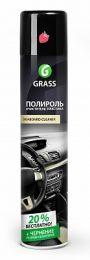 """Полироль-очиститель пластика Grass """"Dashboard Cleaner"""" лимон (аэрозоль 750мл) цена, купить в Челябинске"""