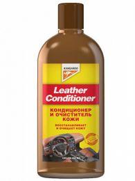 Кондиционер и очиститель кожи Kanagaroo Leather conditioner 300мл цена, купить в Челябинске/Автохимия и автокосметика