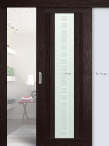 16Х - 3 цвета раздвижная дверь комплект Профильдорс