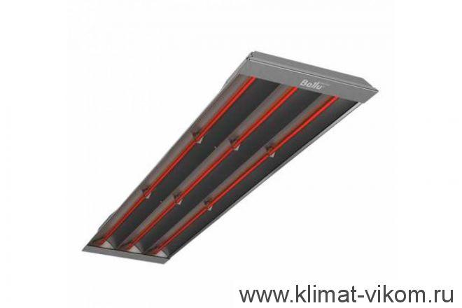 Инфракрасный обогреватель BIH-T-1.5-Е  1,5кВт (с открытыми тенами)
