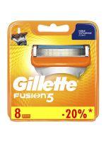 Насадки Gillette Fusion 5 (8шт)