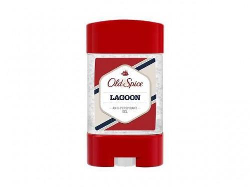 "Old Spice ""Lagoon"" gel"